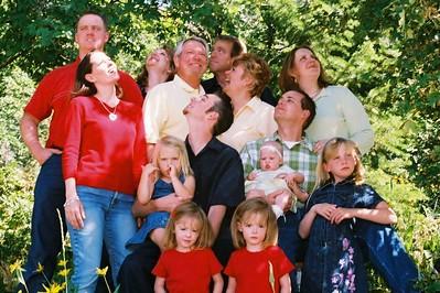 Merritt Family Potrait July 2005