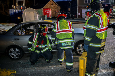 3-30-2021 Extrication Drill, Photos By Bob & Sue Rimm