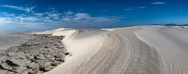 White Sands National Monument & Three Rivers Petroglyph site