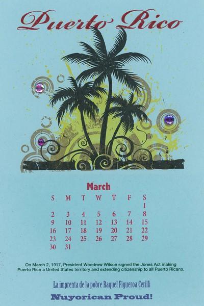 March, 2014, Poor Richard's Press