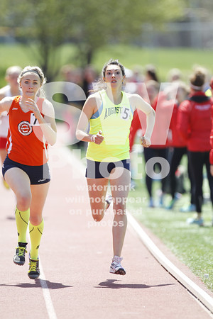5. 3.2014 - Augie Track at CCIW Meet