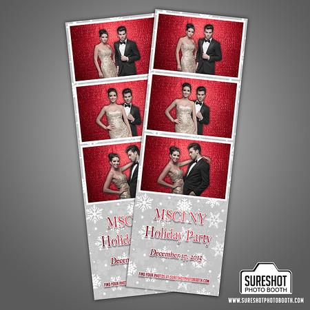 12.17.2015 MSCI NY Holiday Party