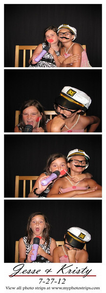 Kristy & Jesse (7-27-2012)