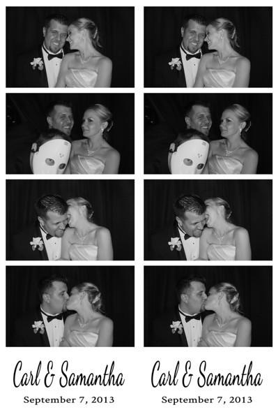 Samantha & Carl September 7, 2013