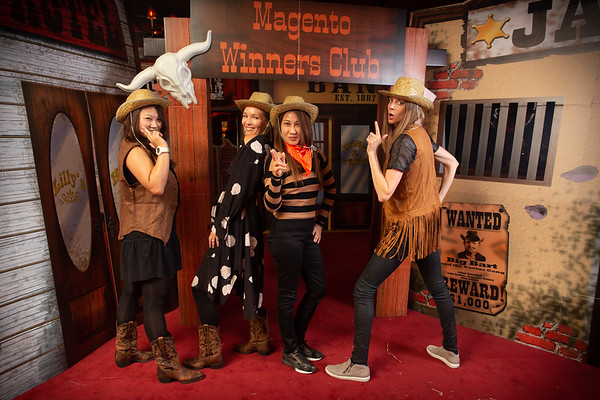 5 Cowboy Bar 'Photobooth'