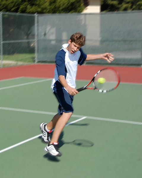 2009 Boys Tennis - Menlo