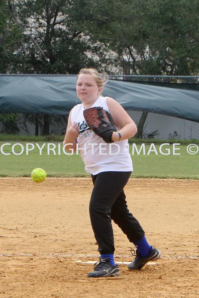 10/15/11 (O.L.L.) Softball-Majors west pasco vs OLDSMAR (McKenna)