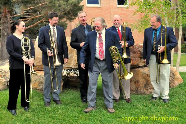 Colorado Brass Band 2009
