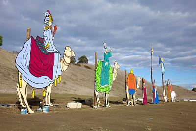 Nativity Installed 2013