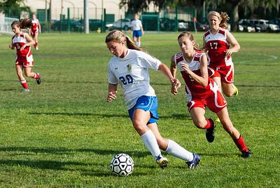 SVA vs SCPS - Soccer 4/19/2012