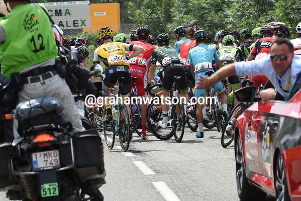 Tour de France stage 14: Rodez > Mende, 178kms