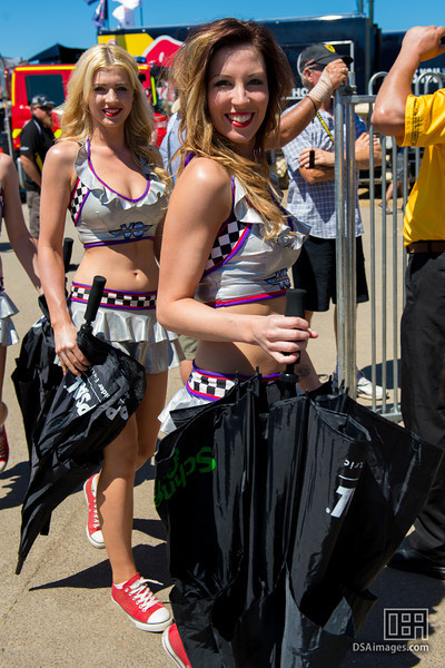 V8 Clipsal 500 Adelaide grid girl