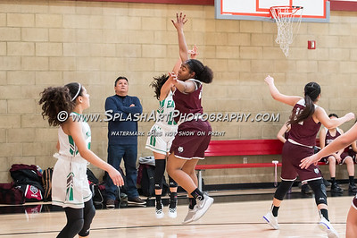 2020 Girls Basketball Eagle Rock vs Sotomayor 17Jan2020