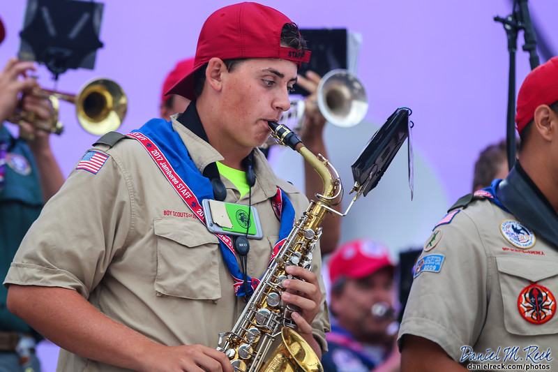 Saxophonic Scout