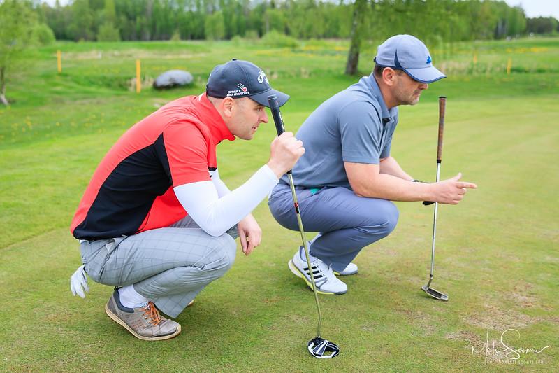 Golf X Rae