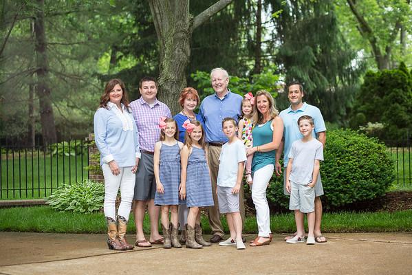 Janet's Extended Family
