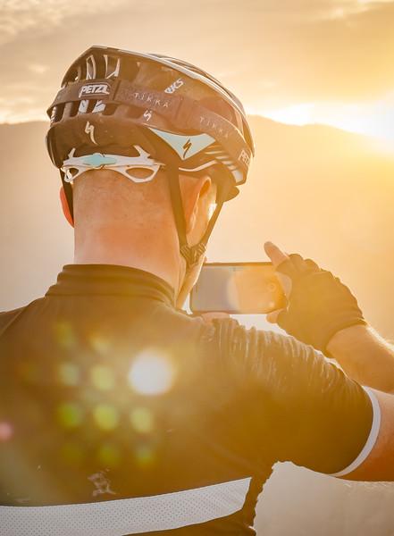 Bikingman Oman Ultra Cycling race 2019, Oman. Jebel Shamns canyon