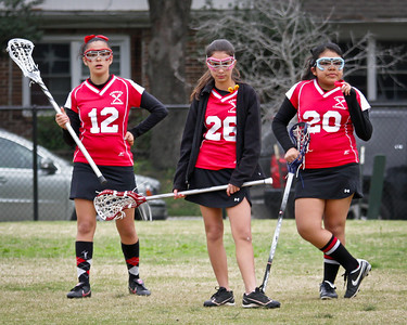 Pershing Lacrosse tournament 2-25-12