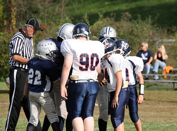 Tri-C vs Parkersburg South Team A (11-12 year olds)
