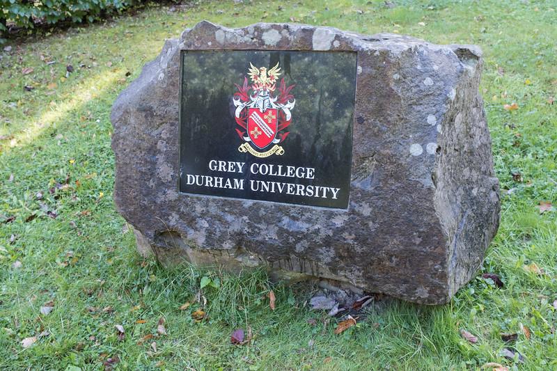 Grey College, Durham University, Durham
