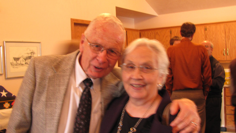 Jerry and Jeanette Buehler
