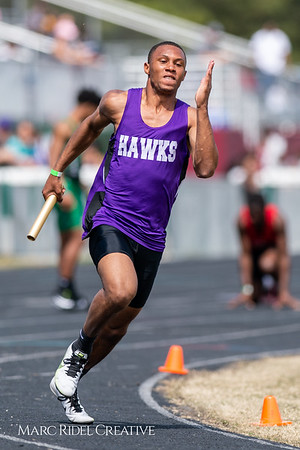 Wake County Track and Field Championships at Green Hope High School. March 30, 2019. D4S_9018