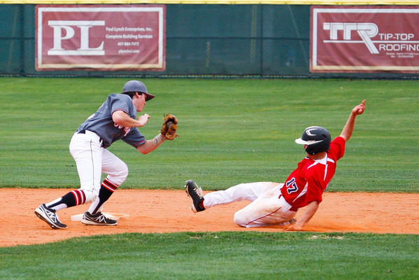 LHPS Varsity Baseball vs Freedom 2-21-2014