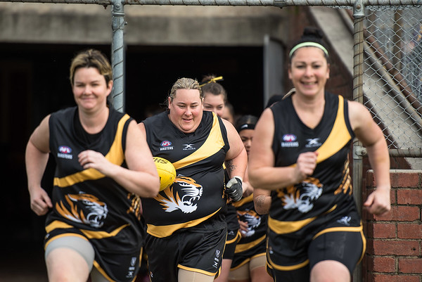Mordialloc v Werribee - 2018 Monarch Women's AFL Masters Victorian Metropolitan Superules Round 3 Game 2