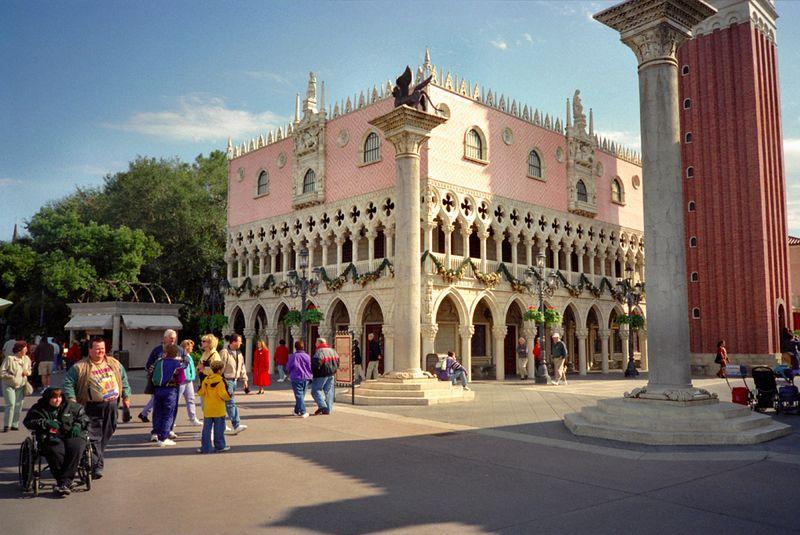 Doge's Palace, Venice