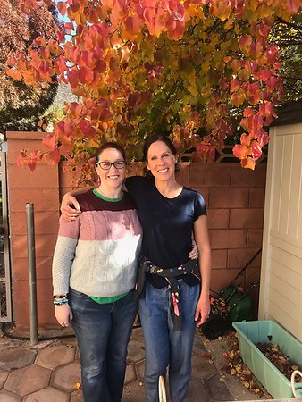 2018-11-22 Thanksgiving w Lara & Bill & Fams