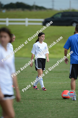 Girls 14U - Platinum FC vs Cape Coral Cyclones 2