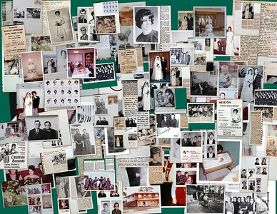 Norris Glick's Family History Photo Album