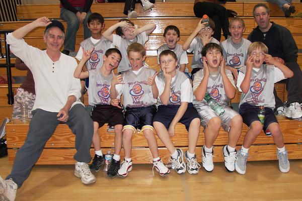 Gabriel's Warriors Basketball 2007