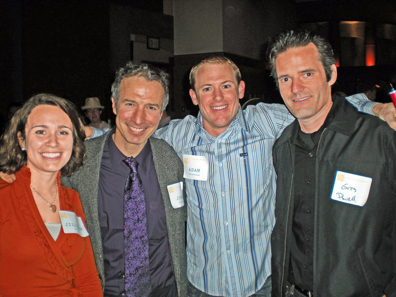 From PMC: Jillian Rich, John Steere, AICP, Adam Petersen, and Greg Powell (Berkeley)