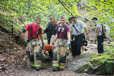 Indian Well Water Rescue (Shelton, CT) 8/1/18