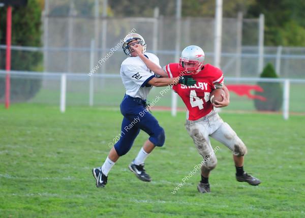 Shelby 9th Grade vs. Tiffin--Oct 6, 2011