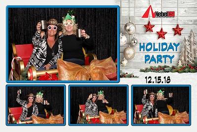NEBEL CSI Holiday Party 2018