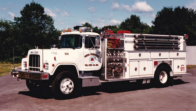 H-11.  1990 Mack R / E-One   1500 / 1500