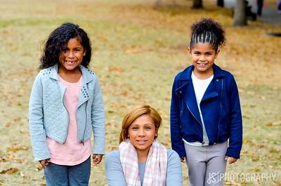 Joanna Family Portraits - Nature's Playground