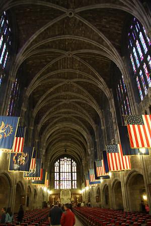 West Point Military Academy (U.S.M.A.)
