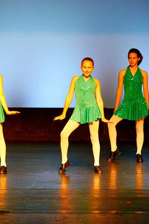 Dance Center Recital 6/1/08 Level IIIb Tap