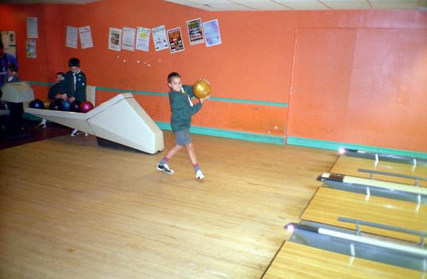Cub Bowling 2003
