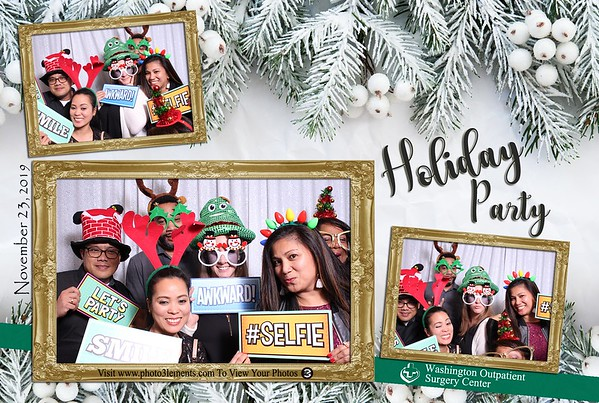 WOSC Holiday Party 2019