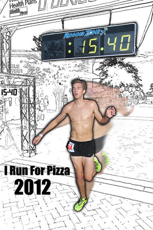 I Run for Pizza 2012