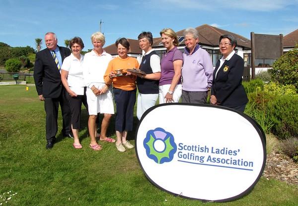 2011 Scottish Seniors Matchplay Championship