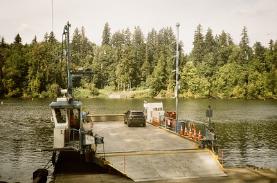 The Canby Ferry in Metropolis - 22/09/22