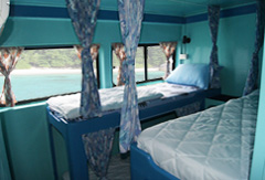 4 Bunk Cabin, MV Similan Explorer Liveaboard