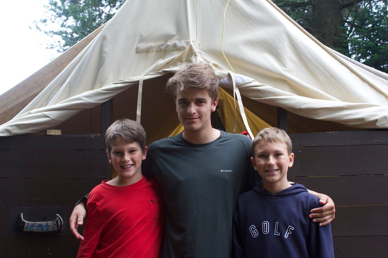 Tent 1 B-Session