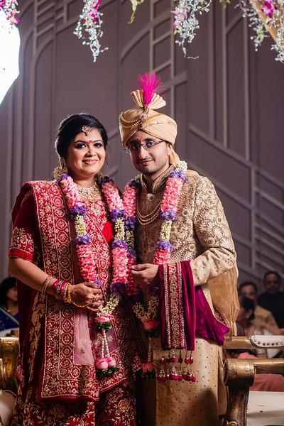 Disha & Yash Wedding