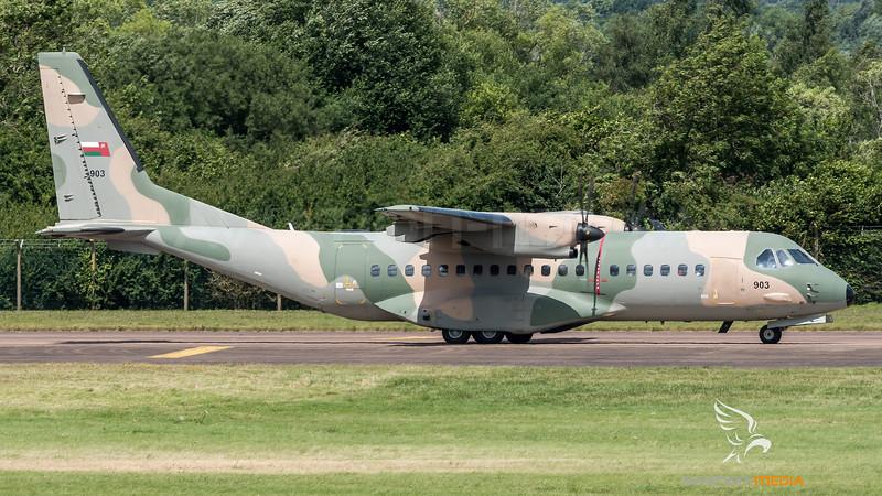 Royal Air Force of Oman / Airbus C-295M / 903